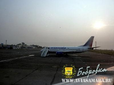 Бобик 737-500 ;)